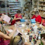 arthobbystudio warsztaty decoupage efekt porcelany 11 150x150