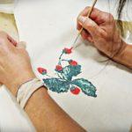 arthobbystudio warsztaty decoupage tkanina 1 150x150