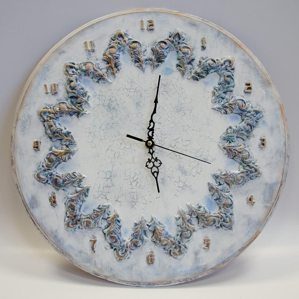 ArtHobbyStudio lublin warsztatyDSC 0616Autentico Vintage zegar vintage