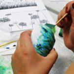 arthobbystudio lublin0006warsztaty malowanie na porcelanie 150x150