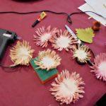 arthobbystudio lublin0033warsztaty foamiran kwiaty storczyk chryzantema pianka iranska 150x150
