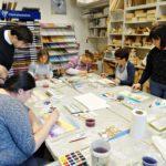 arthobbystudio lublin0002warsztaty akwarela malarstwo 150x150