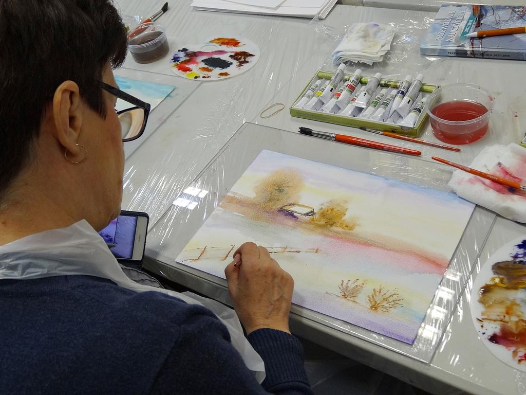 arthobbystudio lublin0006warsztaty akwarela malarstwo