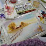 arthobbystudio lublin0007warsztaty akwarela malarstwo 150x150
