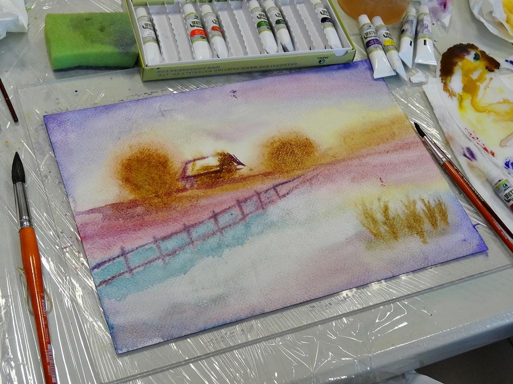 arthobbystudio lublin0009warsztaty akwarela malarstwo