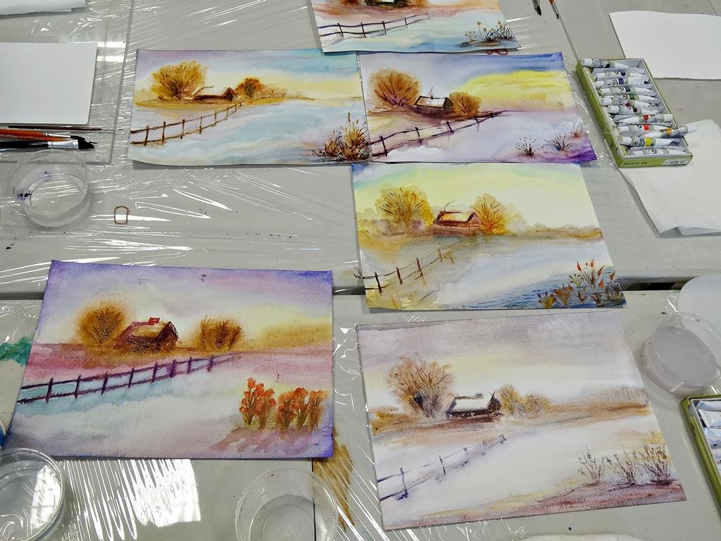 arthobbystudio lublin0011warsztaty akwarela malarstwo