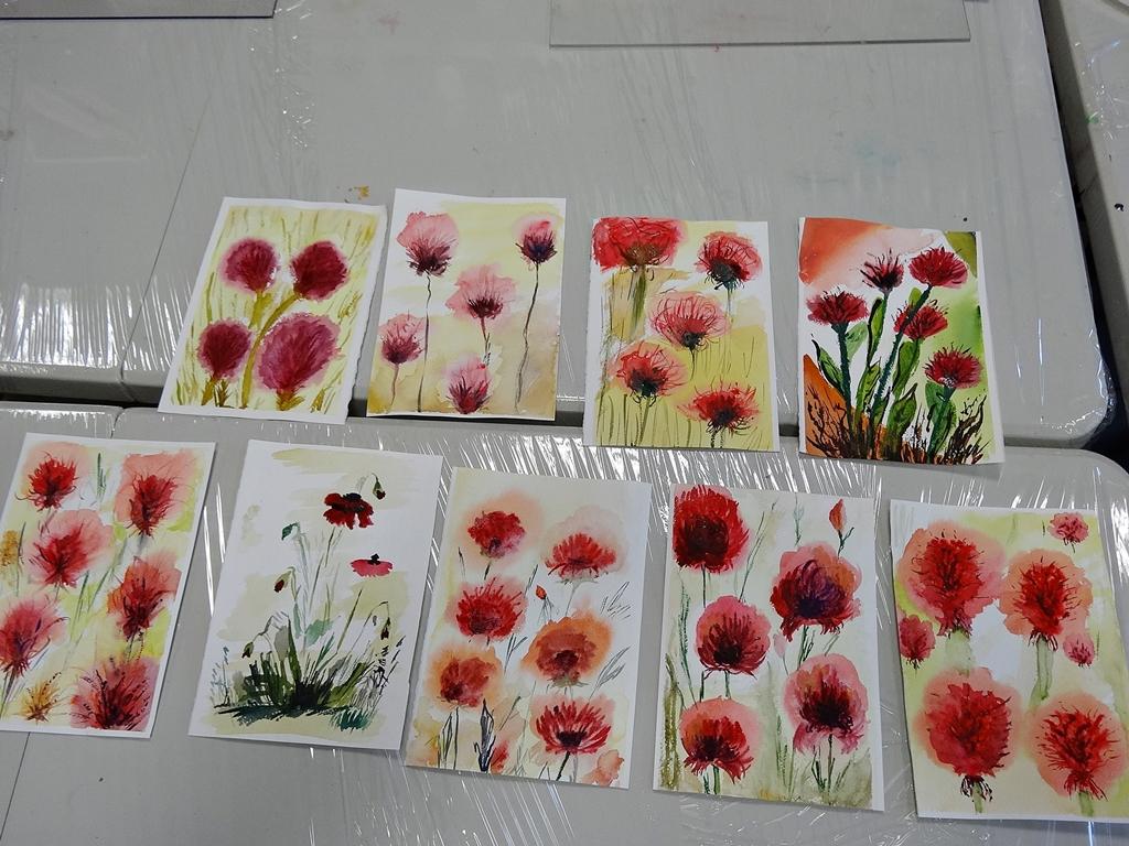 arthobbystudio lublin0012warsztaty akwarela malarstwo