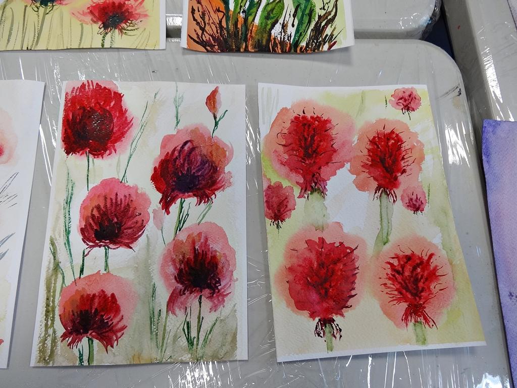 arthobbystudio lublin0013warsztaty akwarela malarstwo