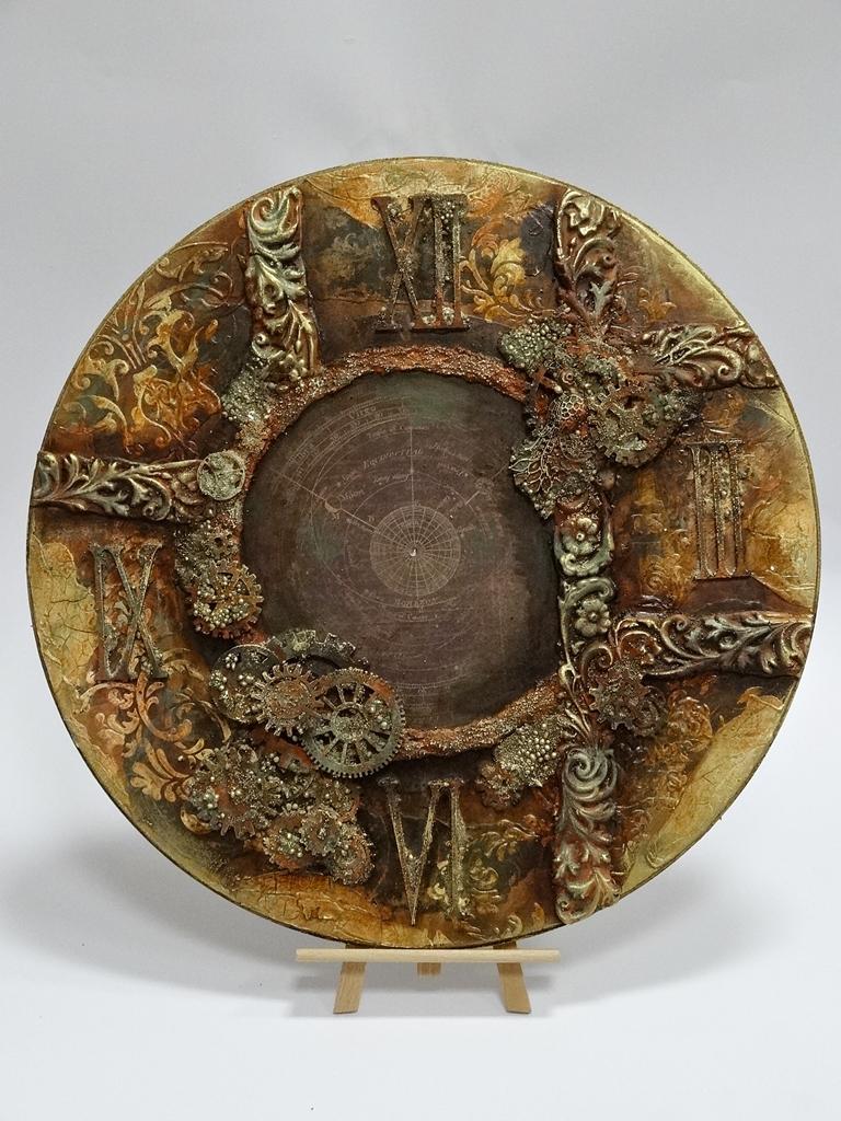 arthobbystudio lublin0033warsztaty beata woskowiak zegar alchemia czasu mixmedia