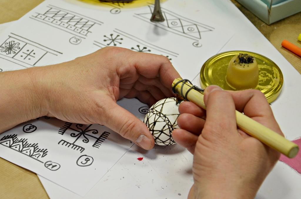 arthobbystudio lublin0003warsztaty pisanka batikowa tradycyjna