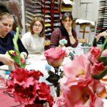 arthobbystudio lublin0005warsztaty foamiran lina hortensja 150x150