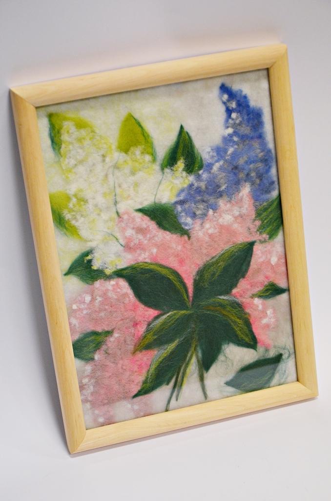 arthobbystudio lublin0013warsztaty kwiaty welna malowane