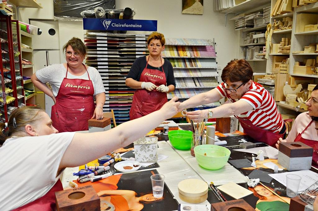 art hobby studioDSC 0067warsztaty chustecznik styl indrustialny zofia szewczyk