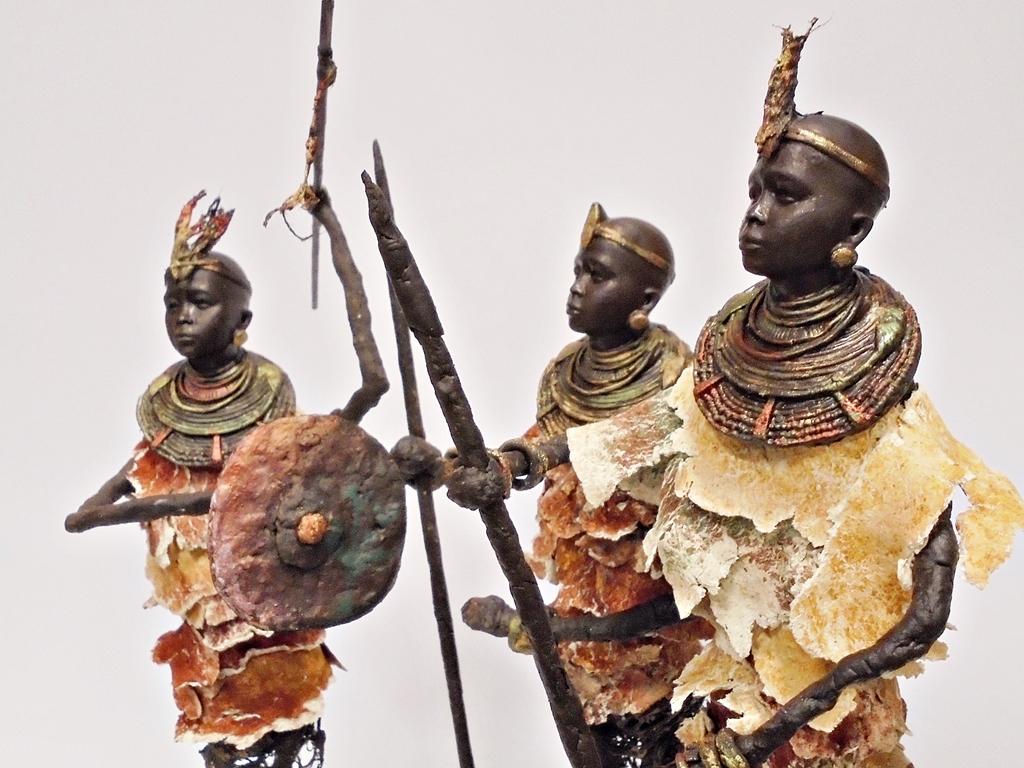 arthobbystudio lublin0008warsztaty powertex masaj postac afrykanska