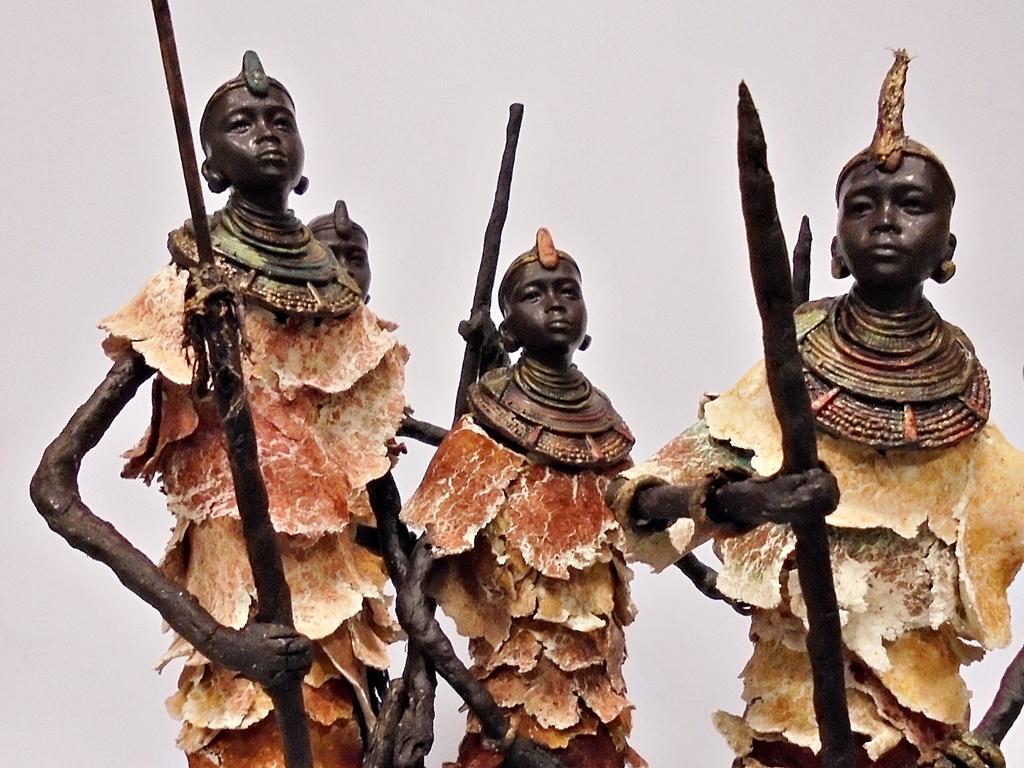arthobbystudio lublin0012warsztaty powertex masaj postac afrykanska