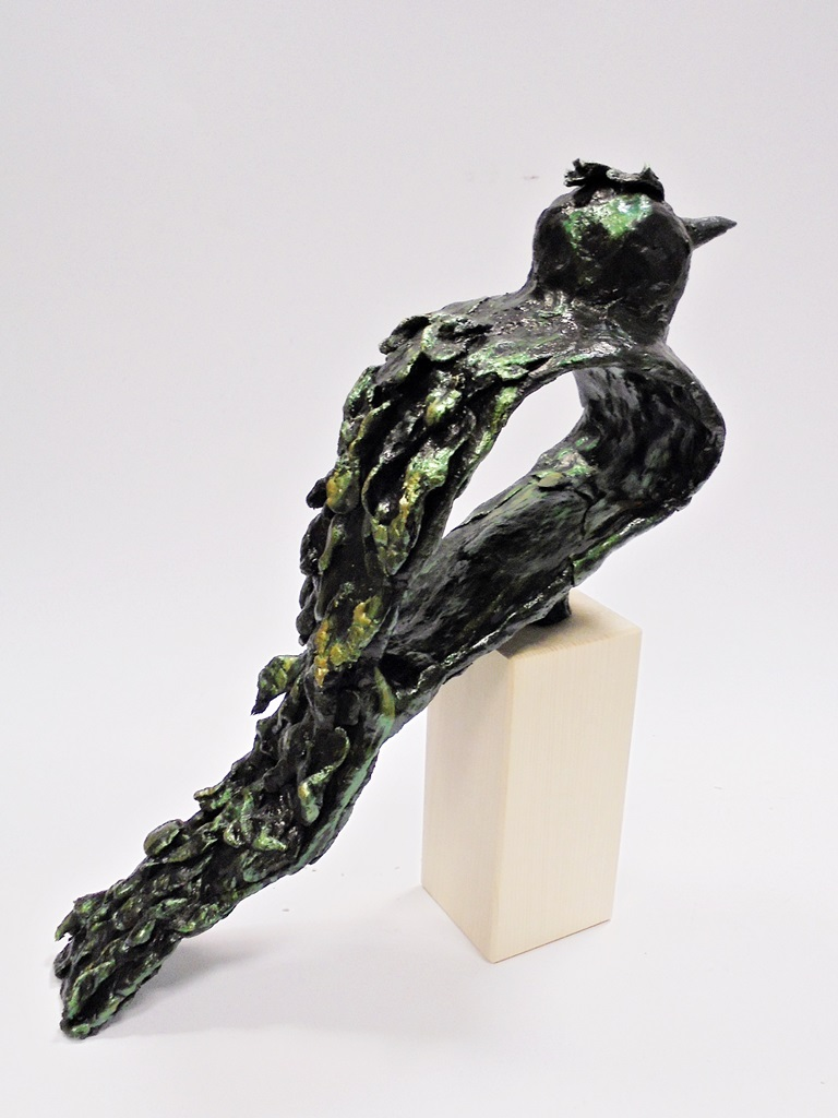 art hobby studioDSC02150warsztaty powertex azurowy ptak 1