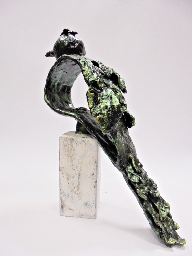 art hobby studioDSC02177warsztaty powertex azurowy ptak 1