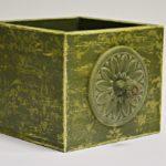 art hobby studioDSC 0242warsztaty shabby chic pudelko ornament sztukateria retro vintage stara szufladka zofia szewczyk 150x150