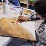 arthobbystudio lublin0002warsztaty obraz dama w sukni powertex 150x150