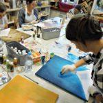 arthobbystudio lublin0004warsztaty obraz dama w sukni powertex 150x150