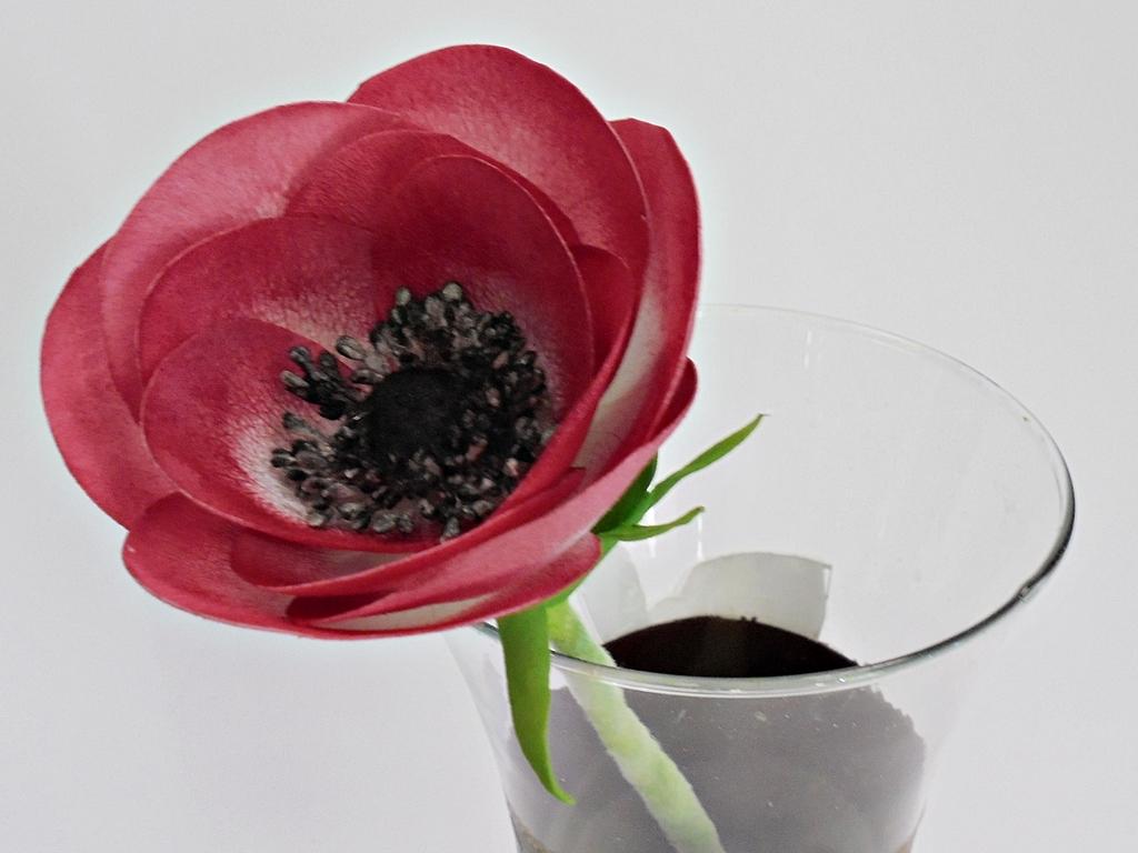 arthobbystudio lublin0006warsztaty foamiran anemony kwiaty