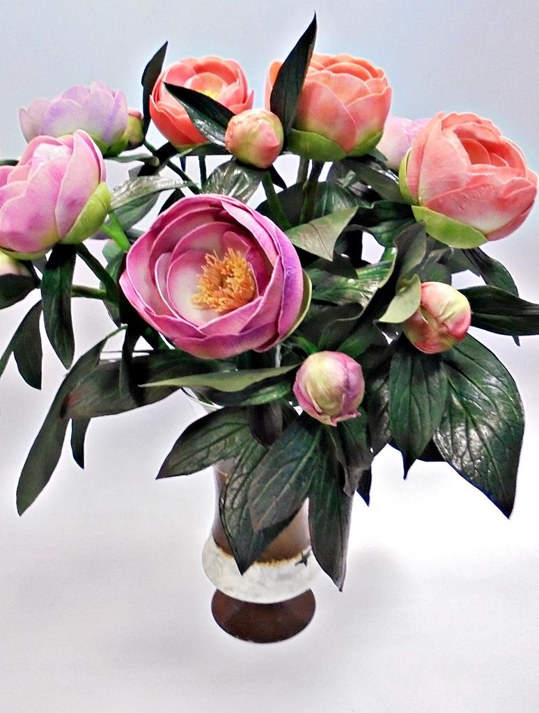 arthobbystudio lublin0006warsztaty foamiran peonia kwiaty