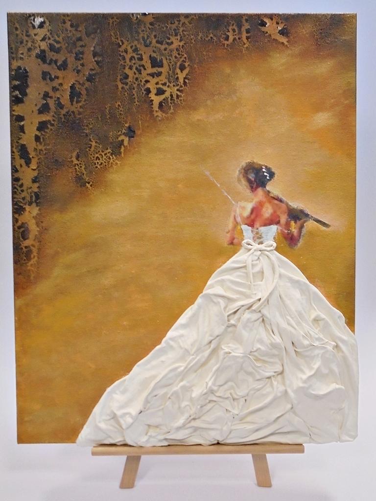arthobbystudio lublin0006warsztaty obraz dama w sukni powertex