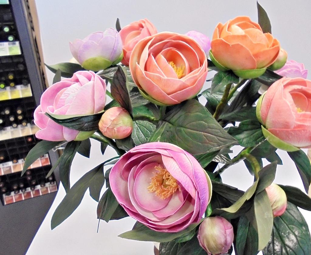 arthobbystudio lublin0007warsztaty foamiran peonia kwiaty 1