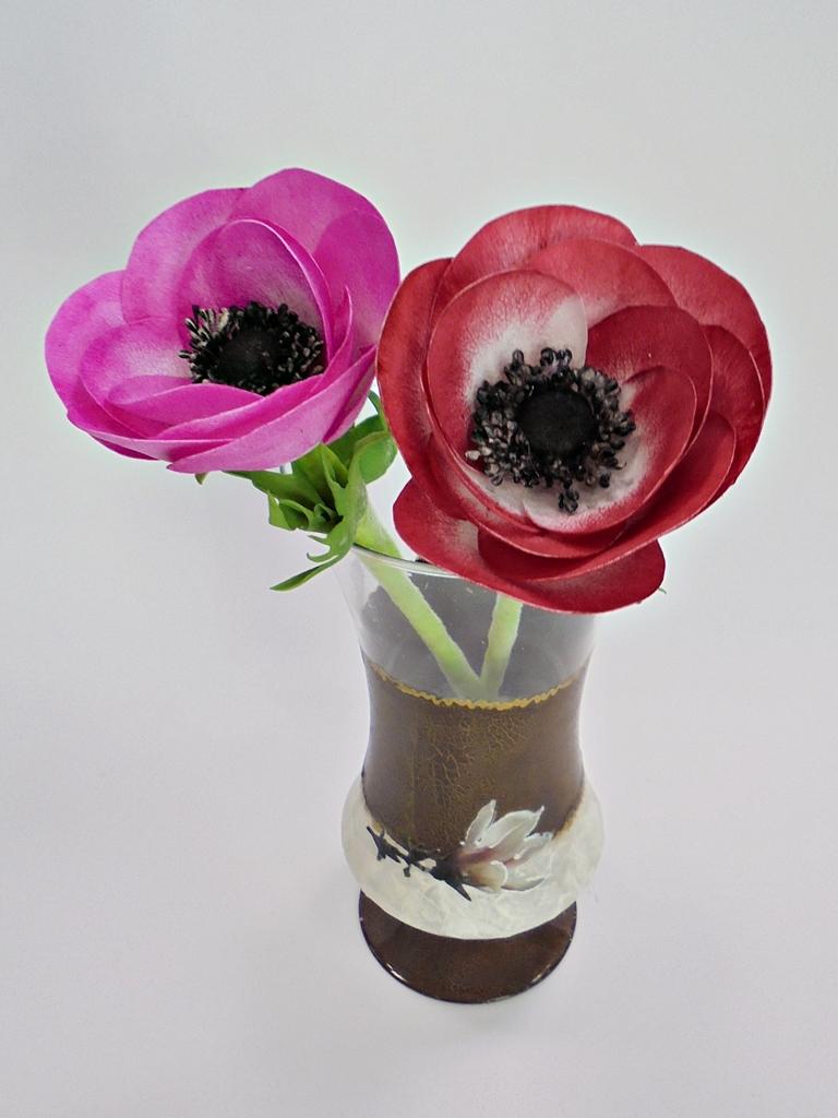 arthobbystudio lublin0008warsztaty foamiran anemony kwiaty