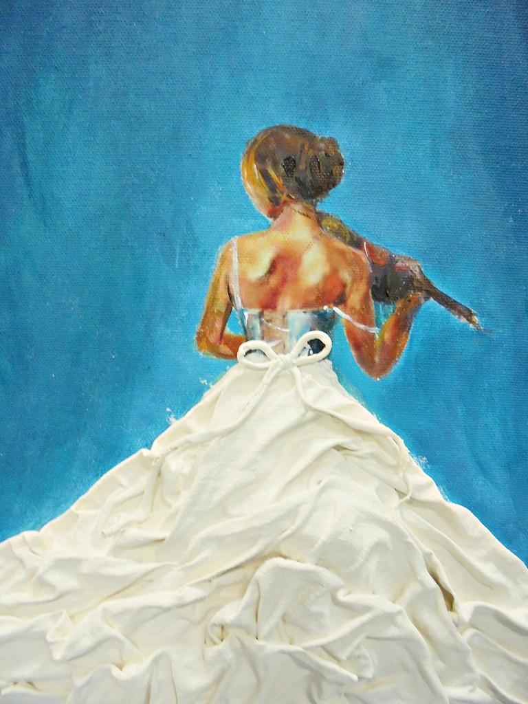 arthobbystudio lublin0011warsztaty obraz dama w sukni powertex