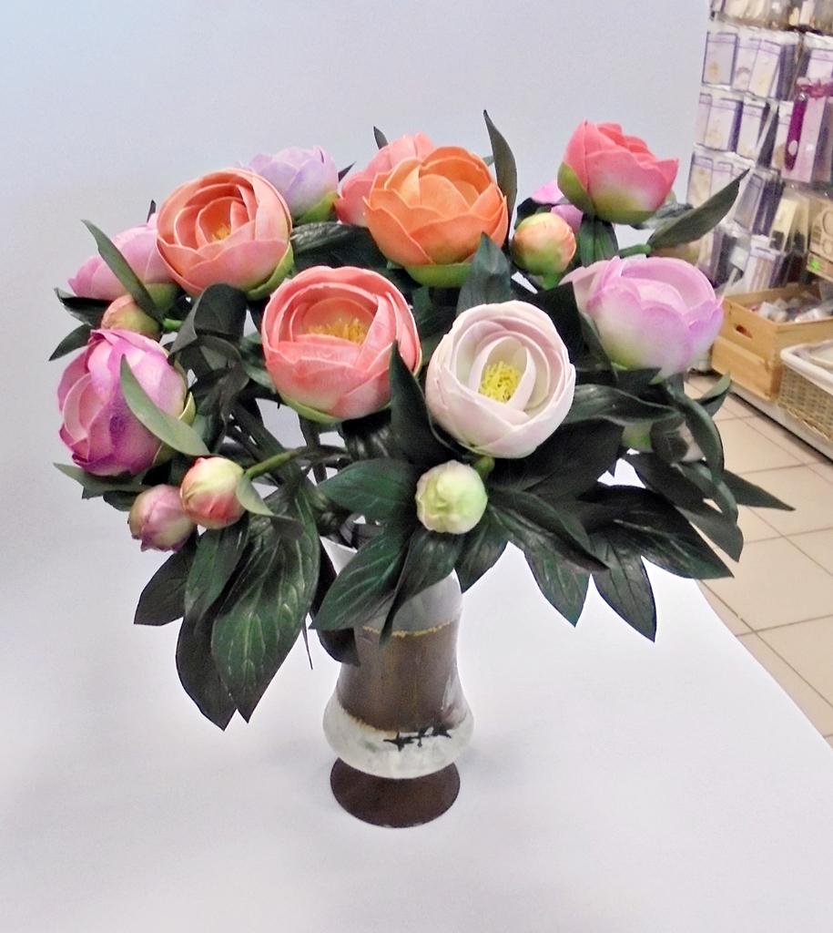 arthobbystudio lublin0012warsztaty foamiran peonia kwiaty 1