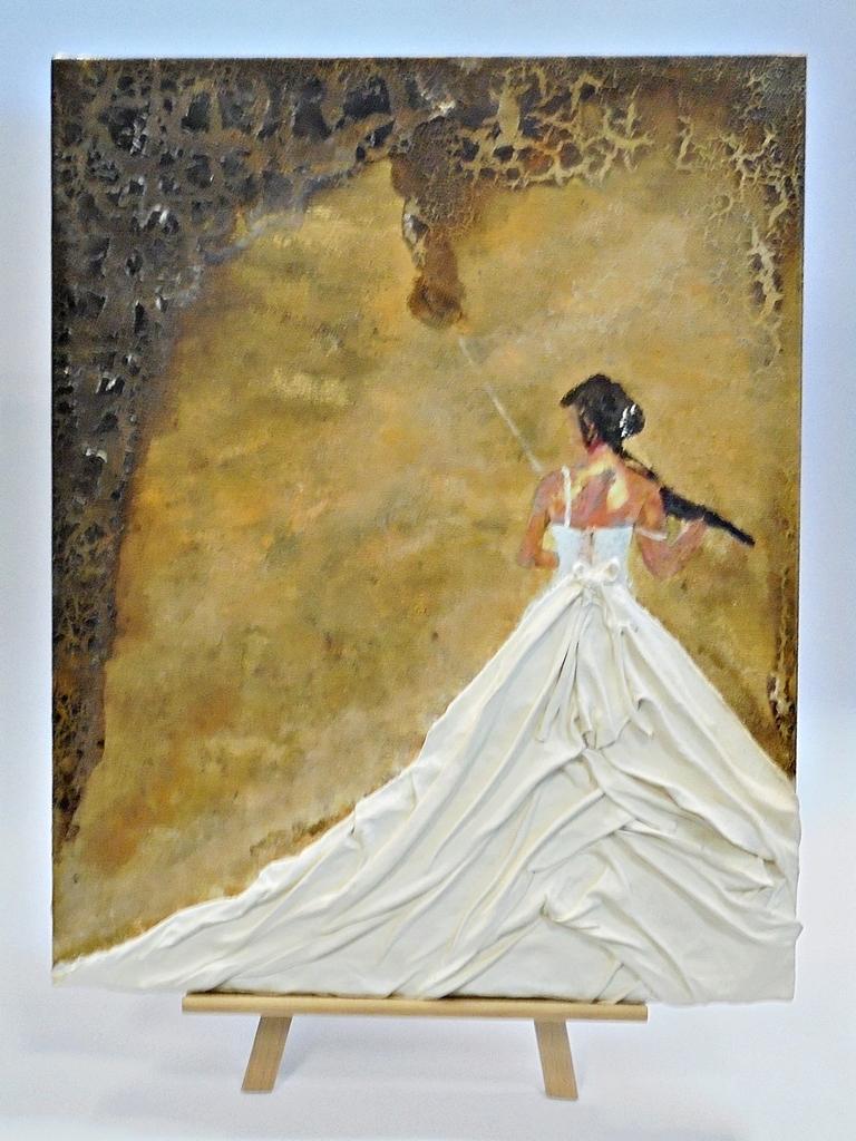 arthobbystudio lublin0013warsztaty obraz dama w sukni powertex