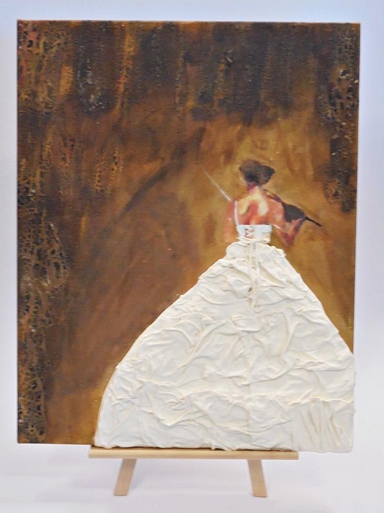 arthobbystudio lublin0014warsztaty obraz dama w sukni powertex
