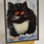 arthobbystudio lublin0020warsztaty obraz welna malowany kot 150x150