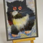 arthobbystudio lublin0022warsztaty obraz welna malowany kot 150x150