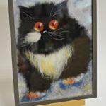 arthobbystudio lublin0023warsztaty obraz welna malowany kot 150x150