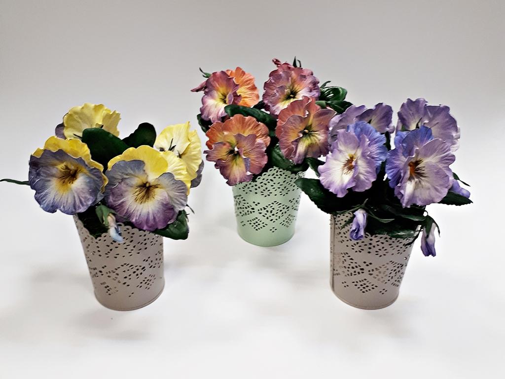 arthobbystudio lublin0028warsztaty foamiran bratki kwiaty