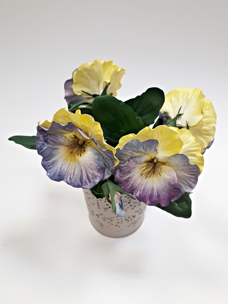 arthobbystudio lublin0031warsztaty foamiran bratki kwiaty