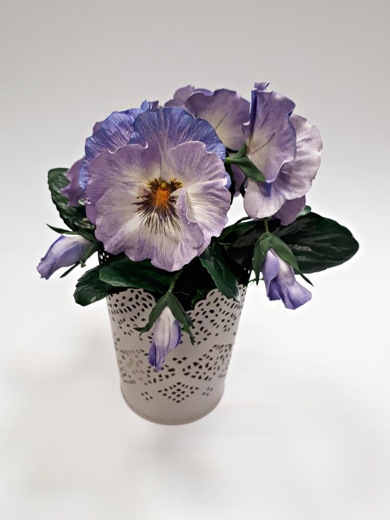 arthobbystudio lublin0032warsztaty foamiran bratki kwiaty