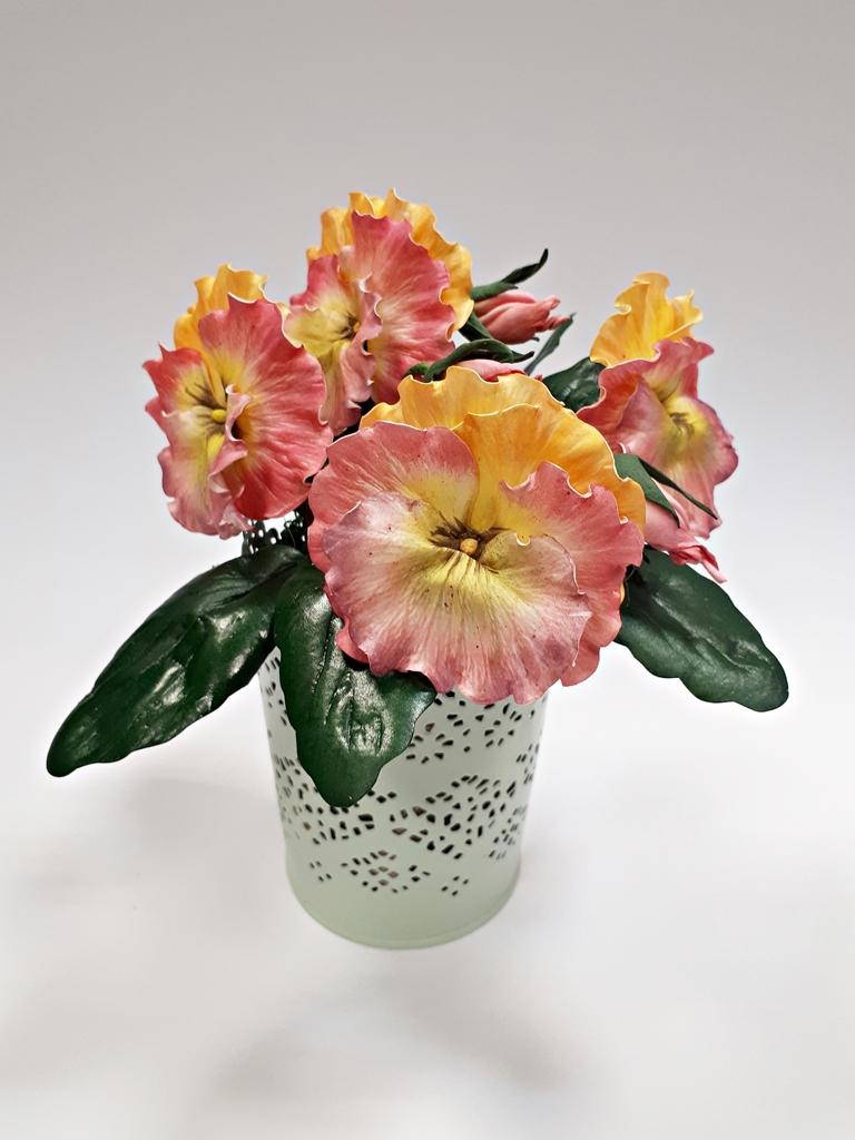 arthobbystudio lublin0034warsztaty foamiran bratki kwiaty