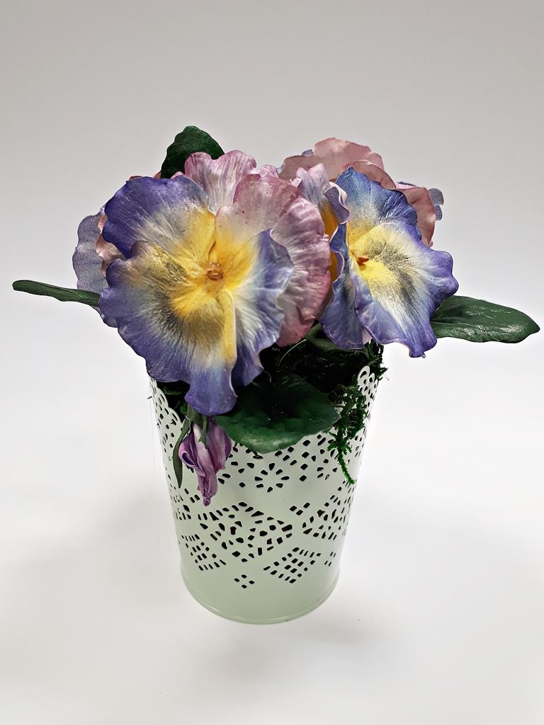 arthobbystudio lublin0039warsztaty foamiran bratki kwiaty