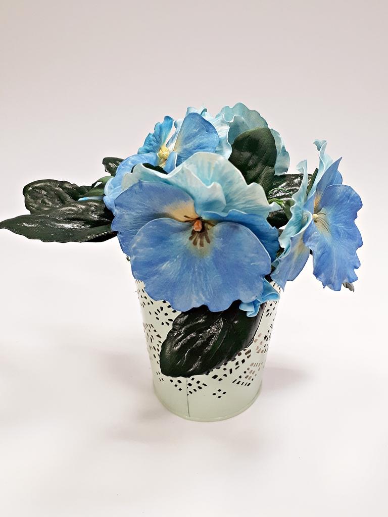 arthobbystudio lublin0040warsztaty foamiran bratki kwiaty