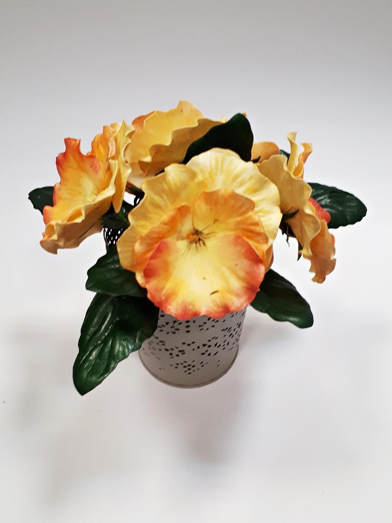 arthobbystudio lublin0041warsztaty foamiran bratki kwiaty