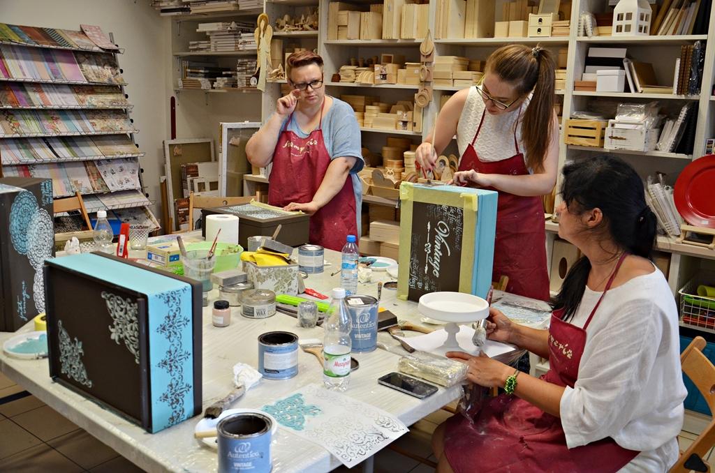 arthobbystudio lublin0001warsztaty farby kredowe farbykredowe autentico kufer