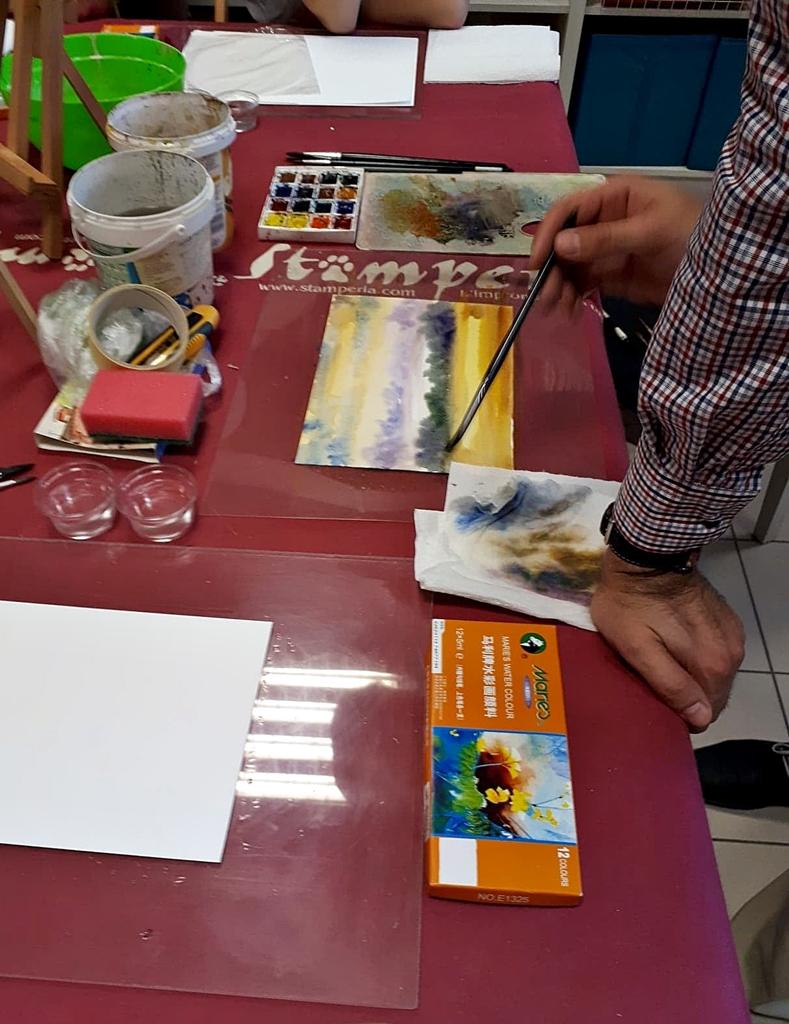 arthobbystudio lublin0002warsztaty akwarela malarstwo akwarelowe