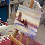 arthobbystudio lublin0004warsztaty akwarela malarstwo akwarelowe 150x150