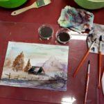 arthobbystudio lublin0005warsztaty akwarela malarstwo akwarelowe 150x150