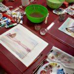 arthobbystudio lublin0011warsztaty akwarela malarstwo akwarelowe 150x150