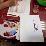 arthobbystudio lublin0012warsztaty akwarela malarstwo akwarelowe 150x150