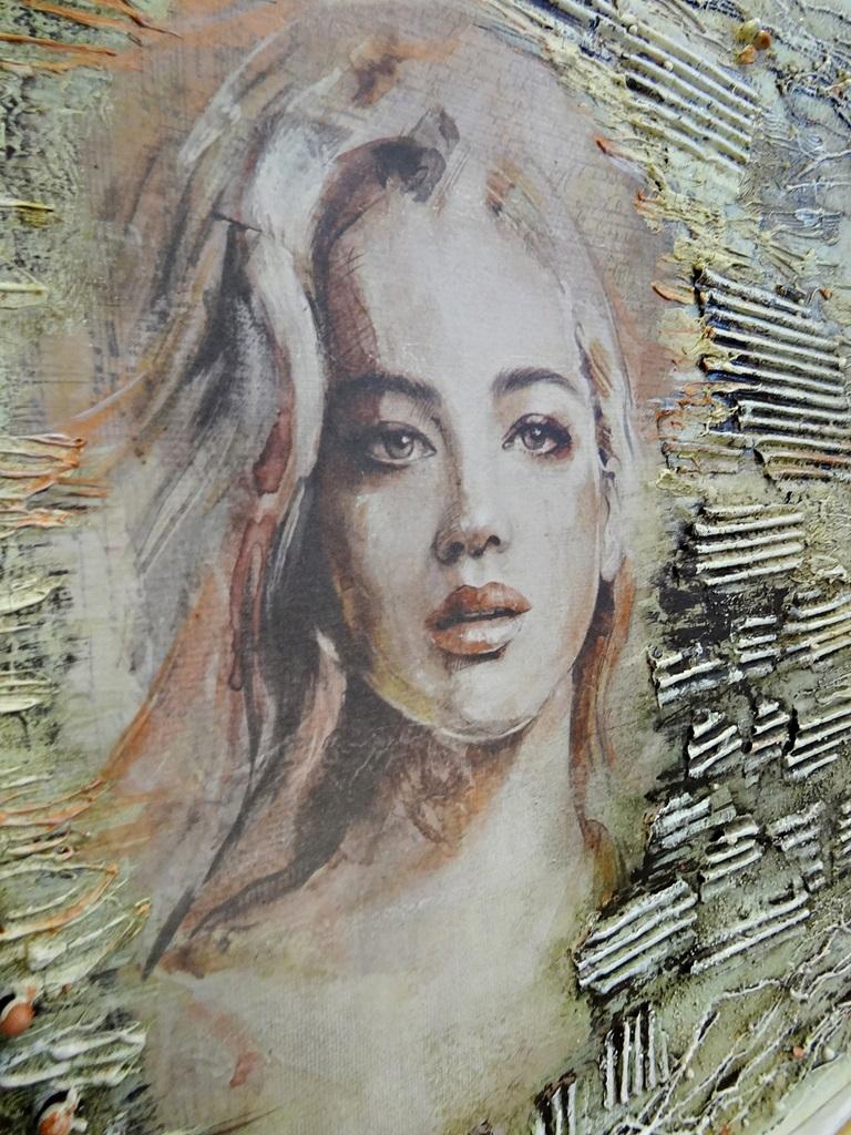 art hobby studioDSC03352warsztaty powertex obraz skalba anna